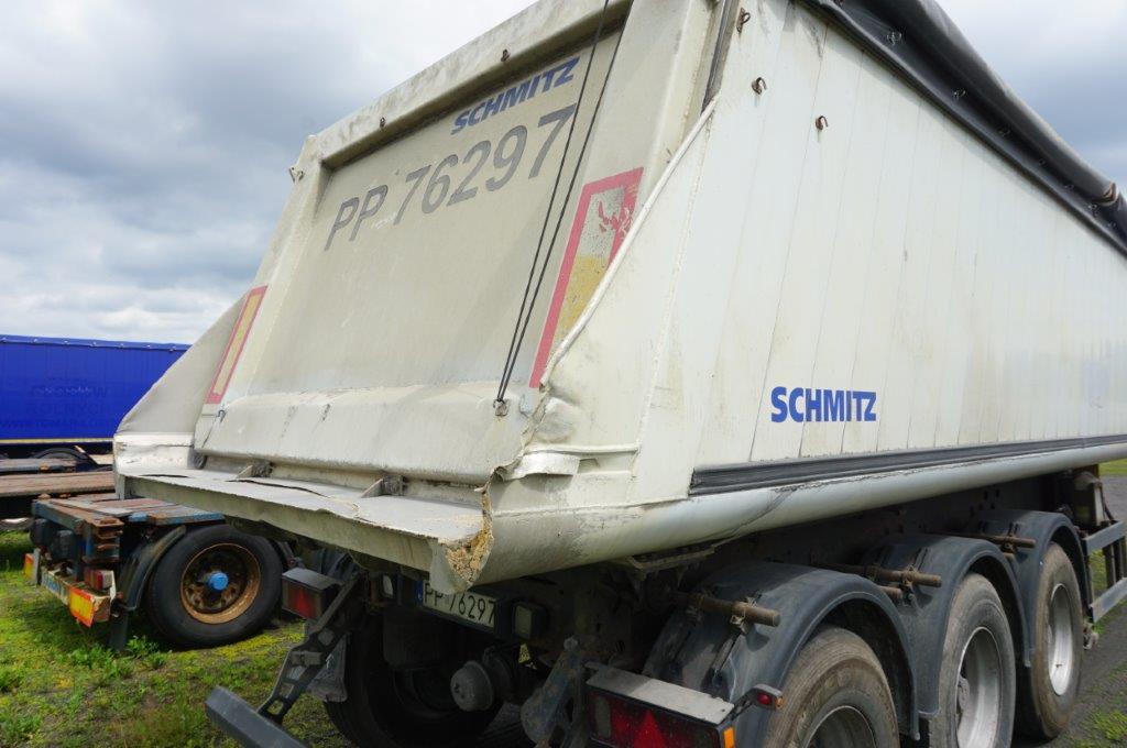 Naczepa ciężarowa SCHMITZ - GOTHA