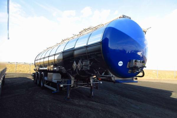 Naczepa ciężarowa BURG - KM Import