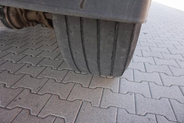 Naczepa ciężarowa FRUEHAUF