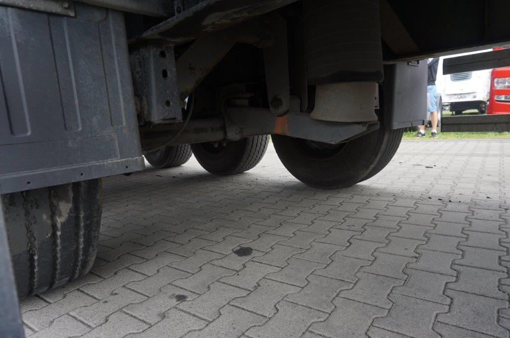 Naczepa ciężarowa ZASŁAW