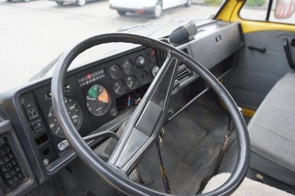 Samochód specjalny MAN