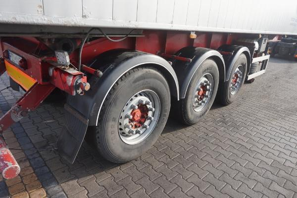 Naczepa ciężarowa POLKON