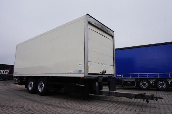 Przyczepa ciężarowa SCHMITZ - KM Import