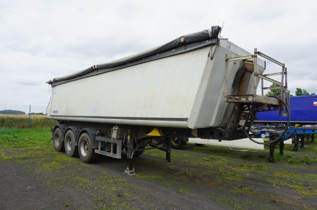 Naczepa ciężarowa SCHMITZ - GOTHA- KM Import
