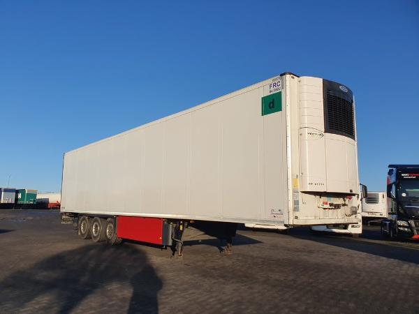 Naczepa ciężarowa SCHMITZ- KM Import