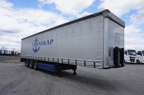 Naczepa ciężarowa CIMC SILVERGREEN- KM Import