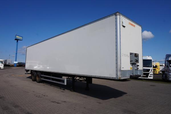 Naczepa ciężarowa FRUEHAUF - KM Import