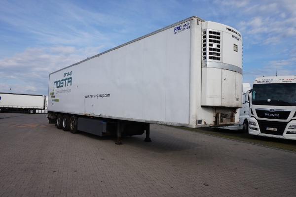 Naczepa ciężarowa CHEREAU - KM Import