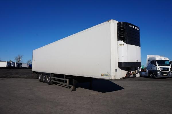 Naczepa ciężarowa LAMBERT- KM Import