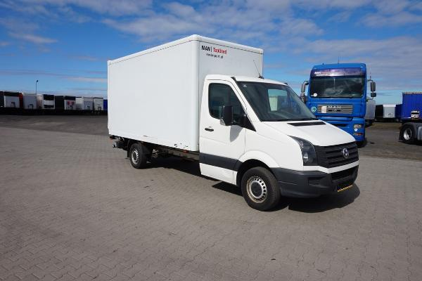 Samochód ciężarowy VOLKSWAGEN- KM Import