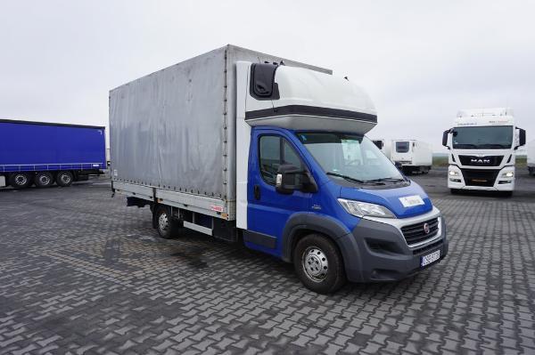 Samochód ciężarowy FIAT- KM Import