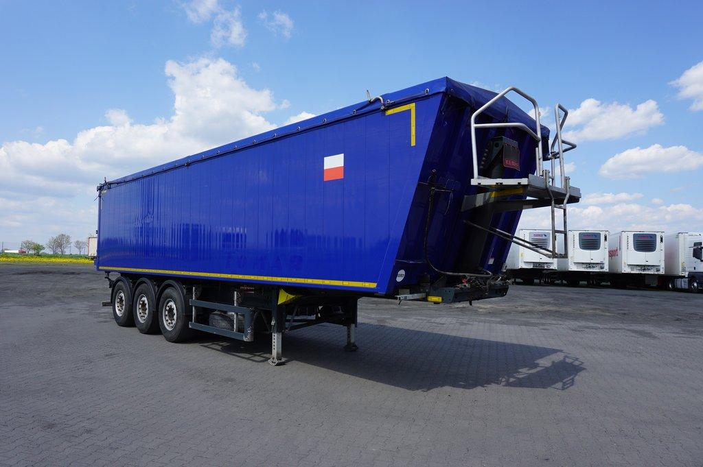 Naczepa ciężarowa KEMPF- KM Import