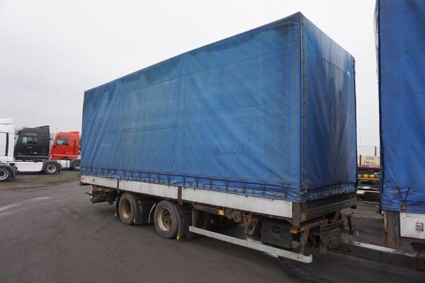 Przyczepa ciężarowa WIELTON- KM Import