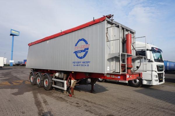 Naczepa ciężarowa POLKON- KM Import