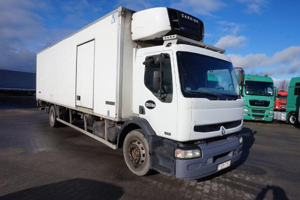 Samochód ciężarowy RENAULT - KM Import