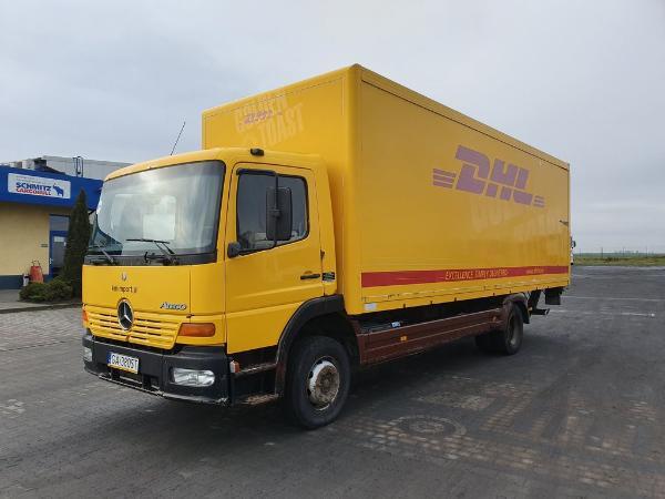 Samochód ciężarowy DAIMLERCHRYSLER