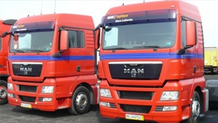MAN TGX EEV - KM Import