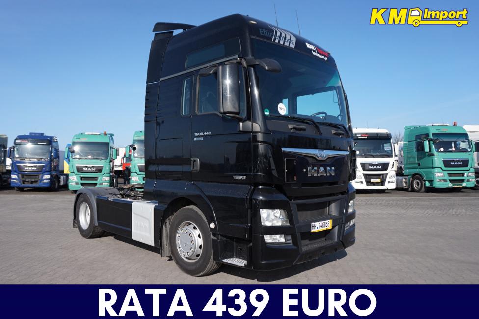 MAN TGX EURO6 za 439 EURO!!!! - KM Import