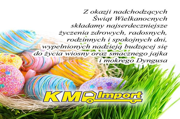 Wesołego Alleluja - KM Import