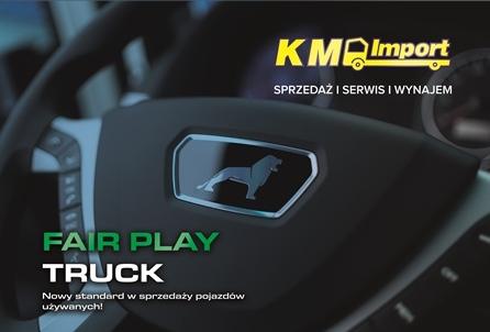 FAIR PLAY TRUCK - KM Import