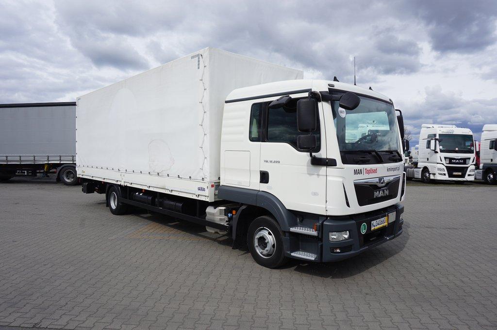 Nowa dostawa MAN TGL 12 DMC! - KM Import